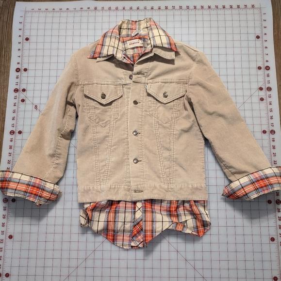 Vintage Corduroy Jacket late 80's Levis